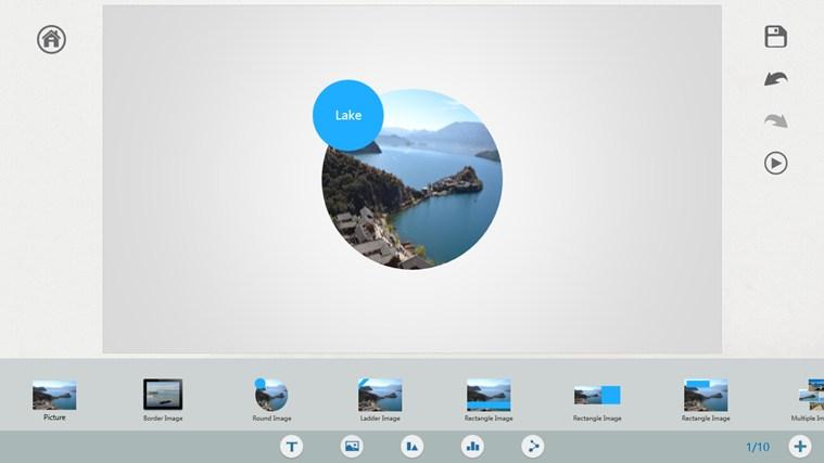 SlideIdea screen shot 3