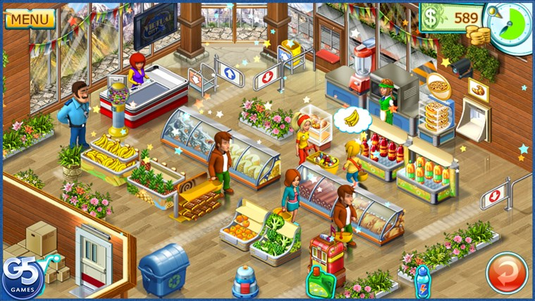 Supermarket Mania® 2 HD screen shot 3