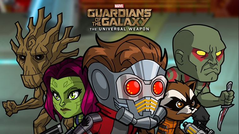 Guardians of the Galaxy: TUW screen shot 3