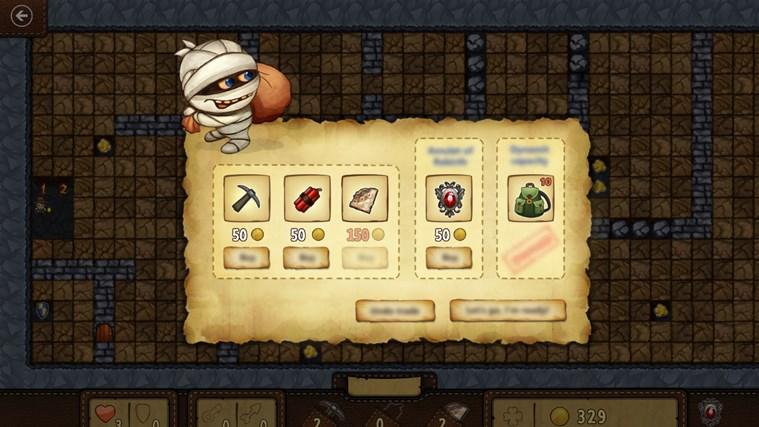 Microsoft Treasure Hunt screen shot 1