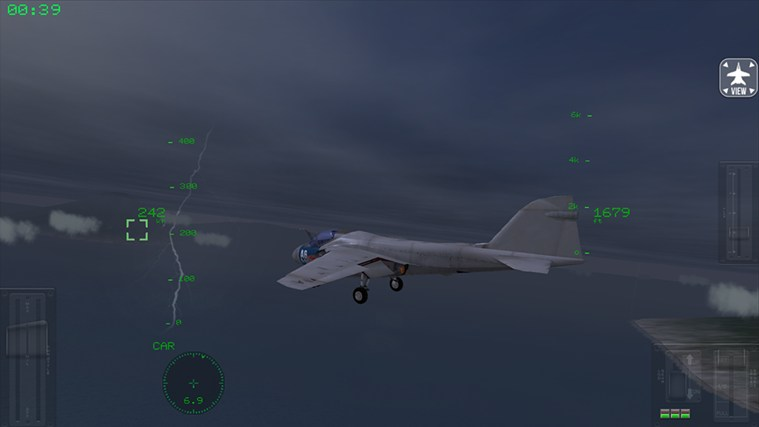 F18 Carrier Landing Lite screen shot 3