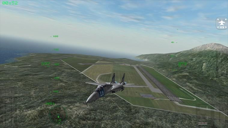 F18 Carrier Landing Lite cattura di schermata 1