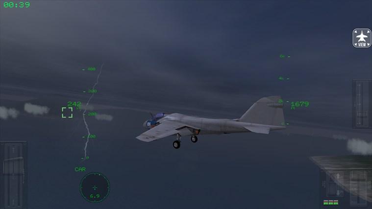 F18 Carrier Landing Lite cattura di schermata 3