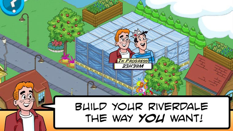 Archie Riverdale Rescue screen shot 1