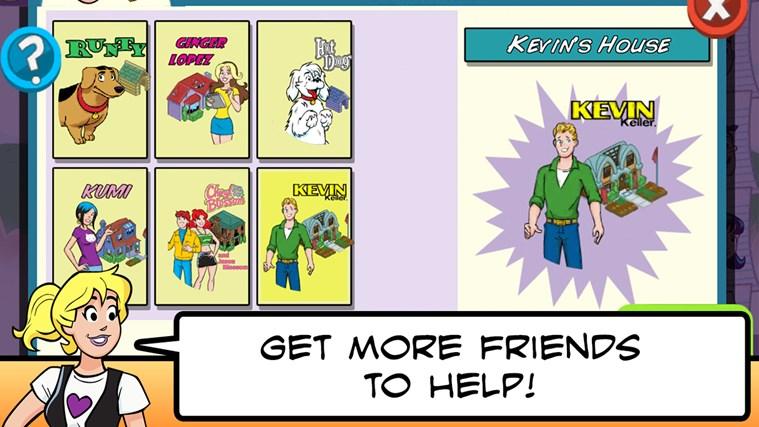 Archie Riverdale Rescue screen shot 3