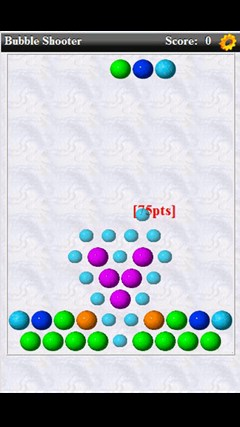 Bubble Shooter (Free) screen shot 1