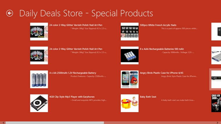 DailyDeals NZ screen shot 1
