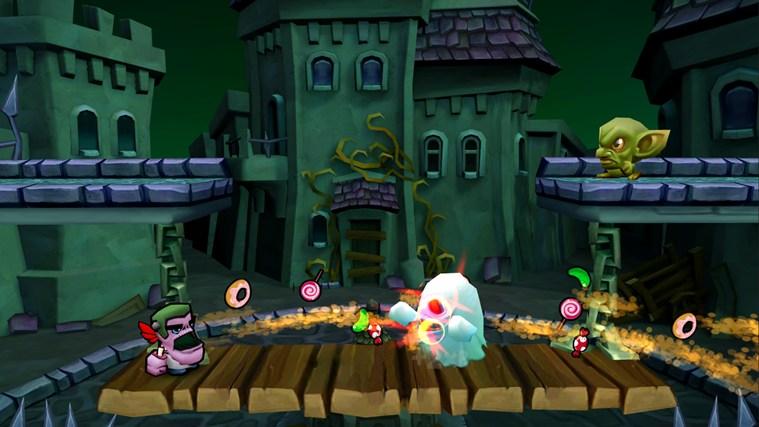 Muffin Knight screen shot 3
