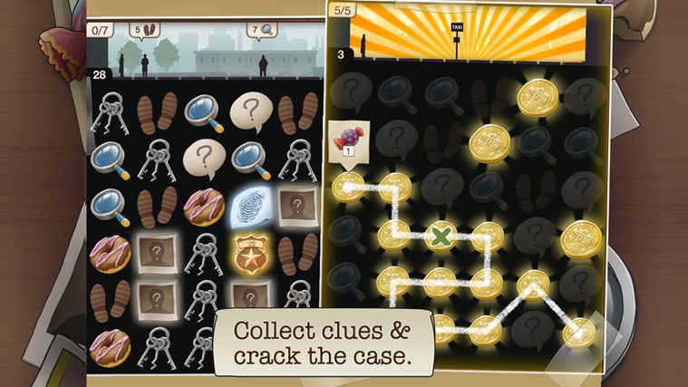 Another Case Solved screen shot 1