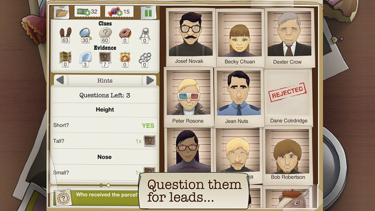 Another Case Solved screen shot 3