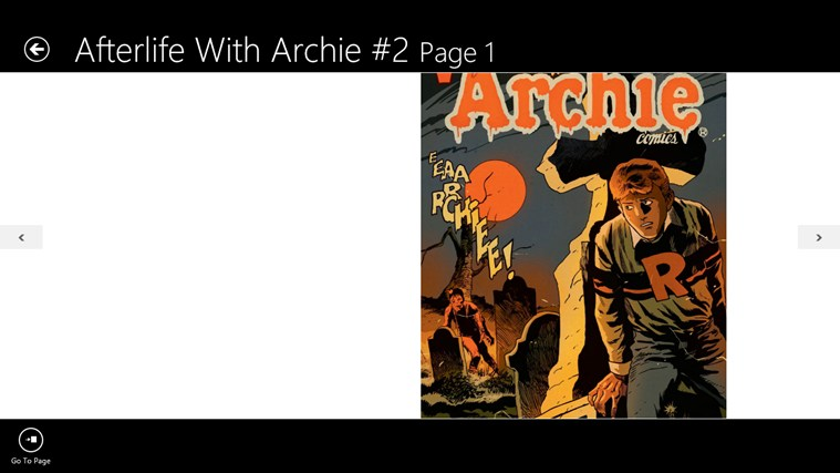 AFTERLIFE WITH ARCHIE screen shot 1