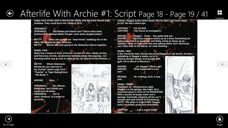 AFTERLIFE WITH ARCHIE screen shot 3