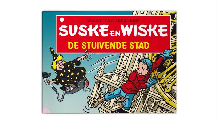 Suske en Wiske - De stuivende stad schermafbeelding 1