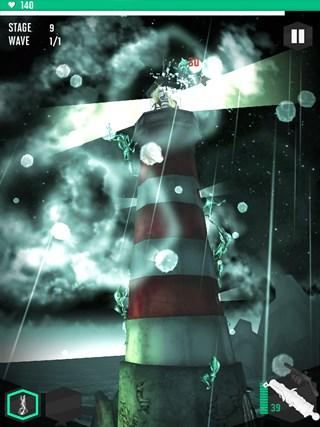 Shoggoth Rising screen shot 5