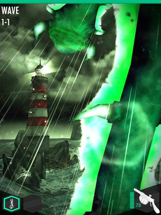 Shoggoth Rising screen shot 7