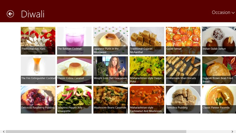 Indian Recipe Screenshot 3