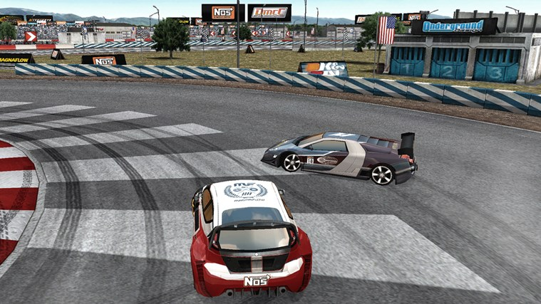 Drift Mania Championship 2 screen shot 3
