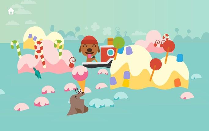 Sago Mini Music Box screen shot 3