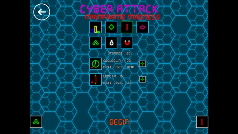 Cyber Attack: Mainframe Madness screen shot 1