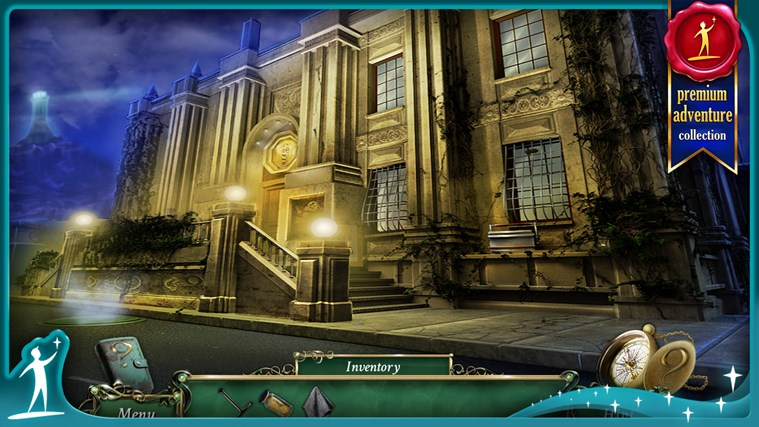 9 Clues: The Secret of Serpent Creek (Full) screen shot 1