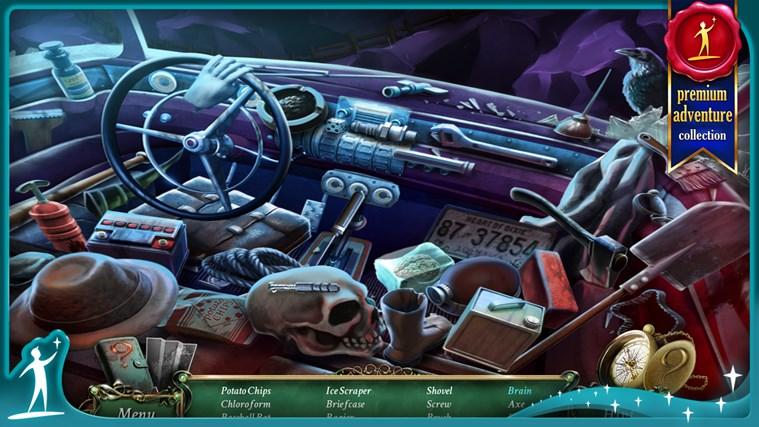 9 Clues: The Secret of Serpent Creek (Full) screen shot 5