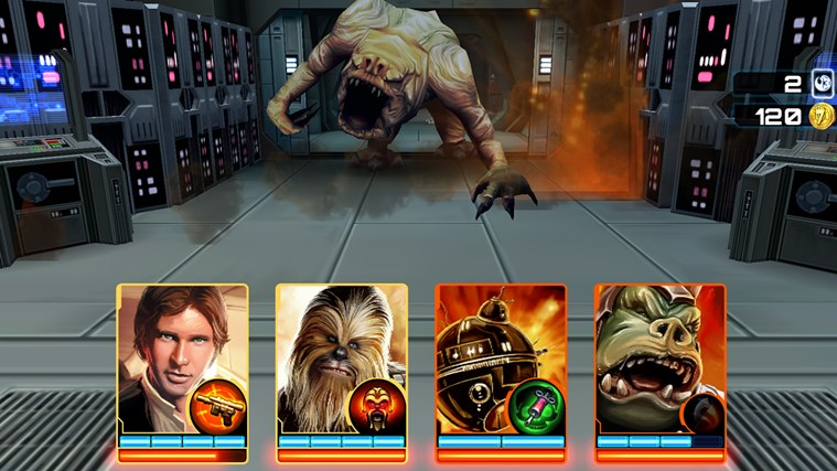 Star Wars: Assault Team screen shot 3