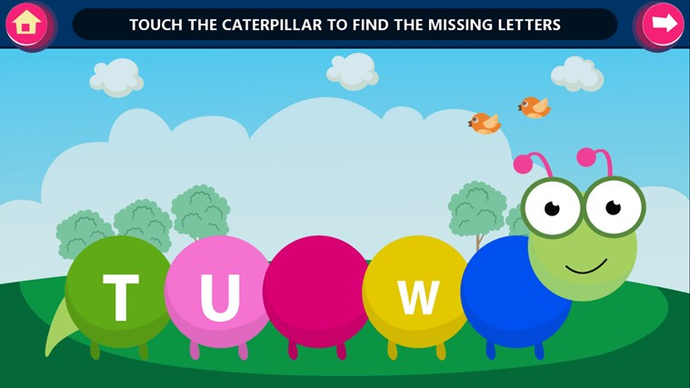 GS Kids! Preschool Letters screen shot 5