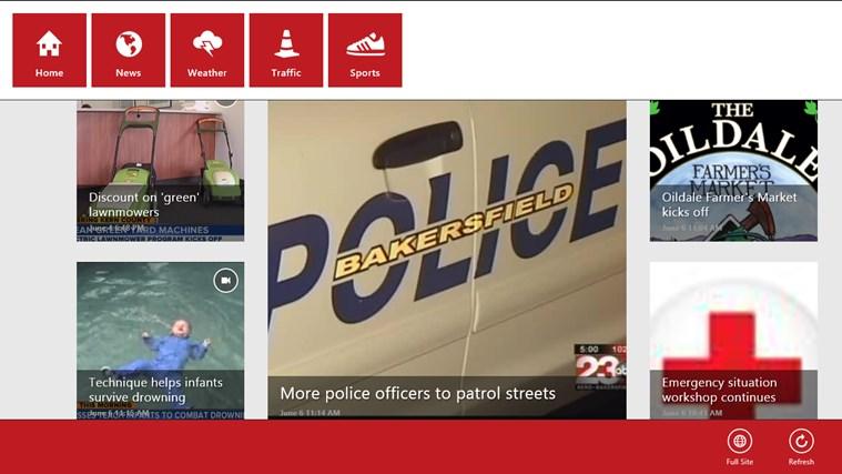 23ABC News - Bakersfield screen shot 1