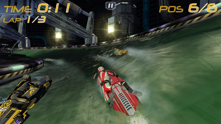 Riptide GP screen shot 1