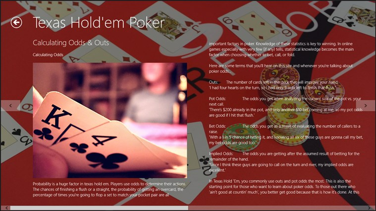 how to bet playing texas hold em
