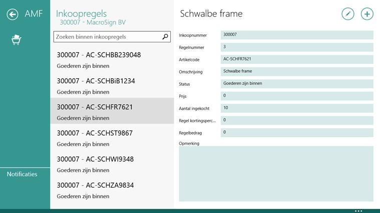 AMF Portable schermafbeelding 5