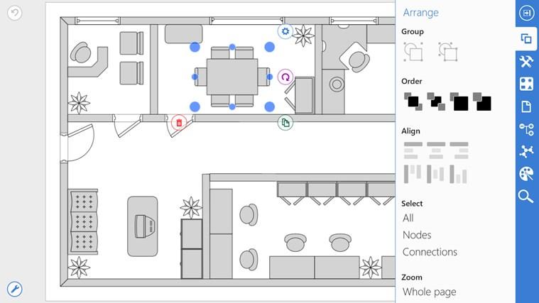 Grapholite Diagrams Pro screen shot 5
