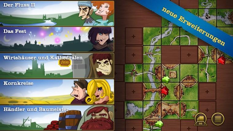 Carcassonne Screenshot 7