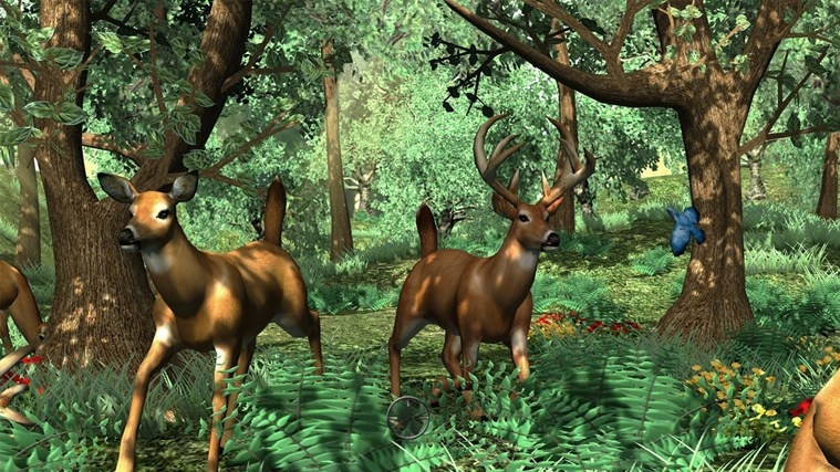 Big Buck Hunter screen shot 1