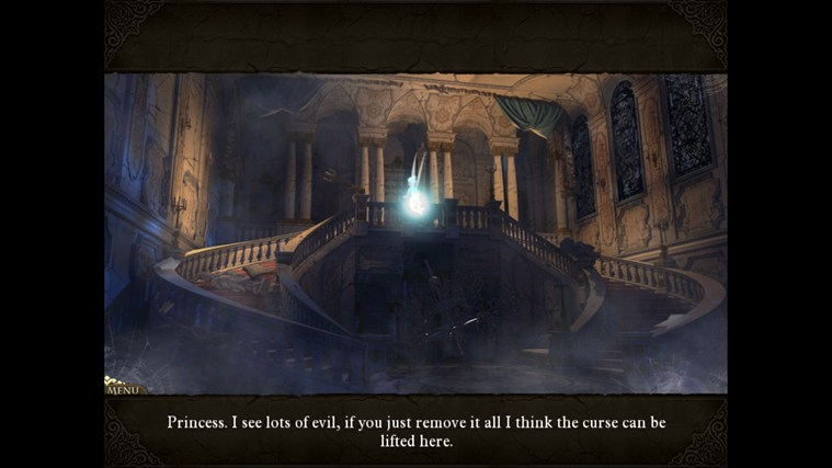 Princess Isabella: A Witch's Curse screen shot 1