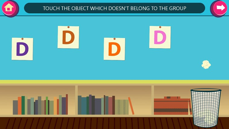 GS Kids! Preschool Letters screen shot 3