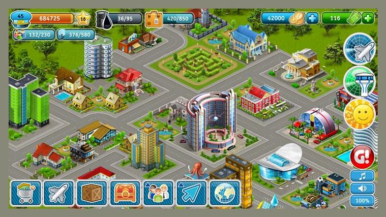 Airport City screen shot 1