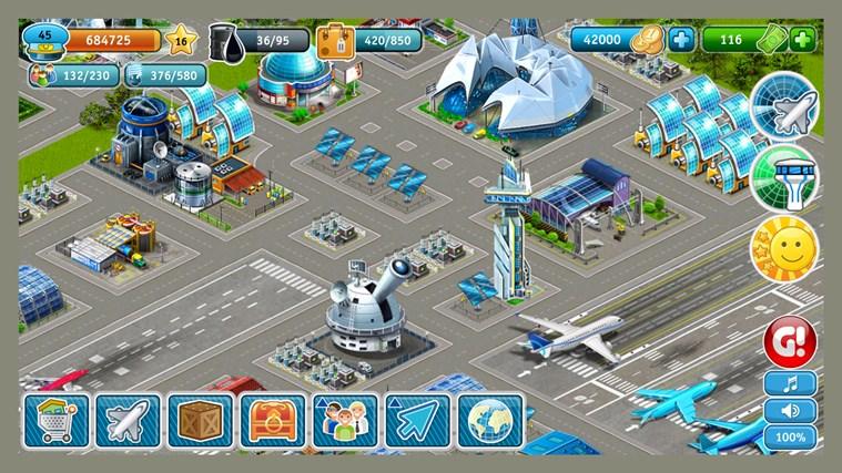 Airport City screen shot 5