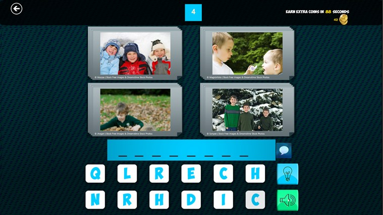 Pics & Word screen shot 1