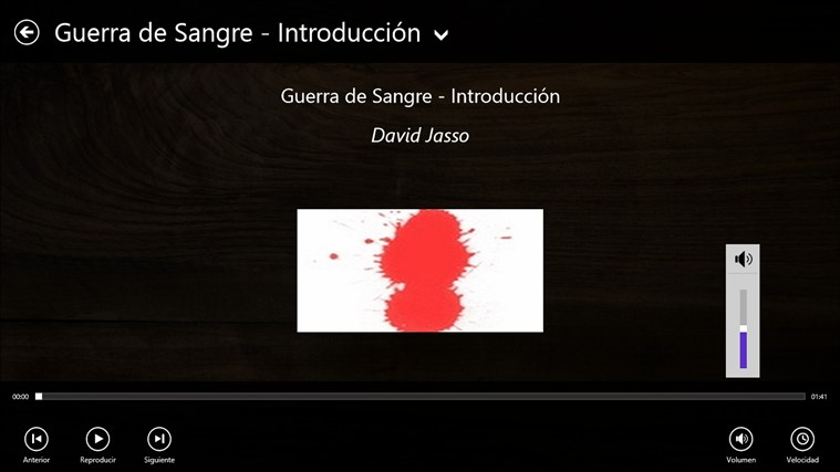 Audiorelatos de Terror screen shot 1