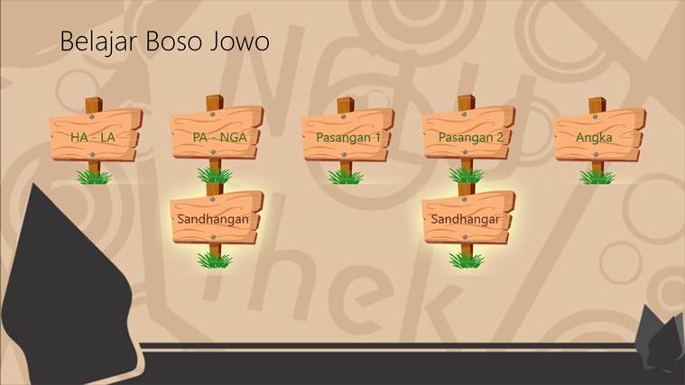 Pepak Boso Jowo screenshot 1