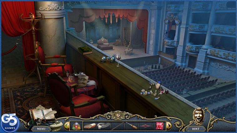 Mystery Of The Opera HD screen shot 3