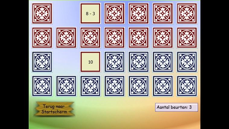 RekenMemory capture d'écran 1
