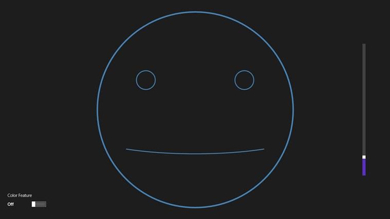 Smiley Face screen shot 1