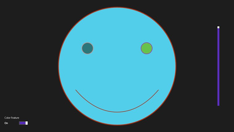 Smiley Face screen shot 3