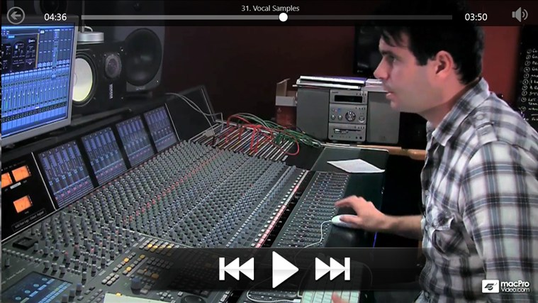 Art of Audio Recording - The Mix screenshot 3