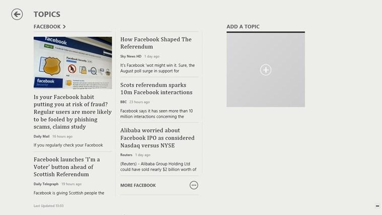 MSN News screen shot 7