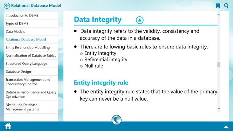 DBMS by WAGmob سکرین شاٹ 3