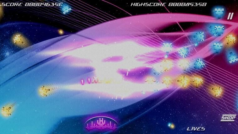 Kosmik Revenge screen shot 1