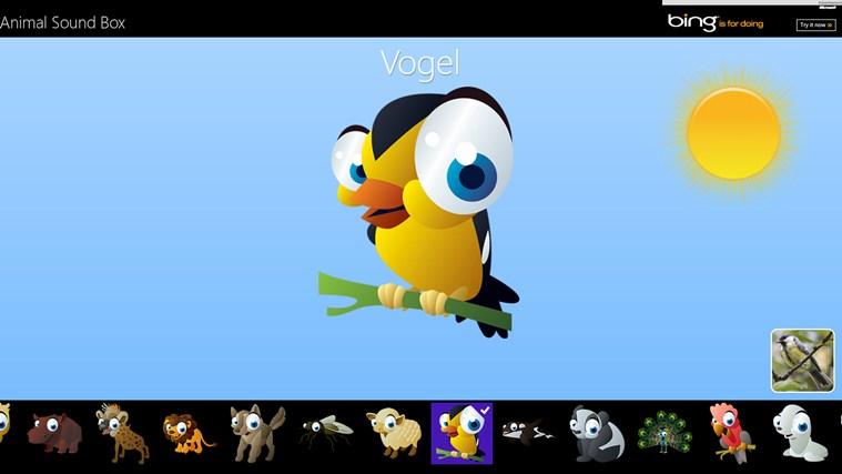 Animal Sound Box schermafbeelding 1